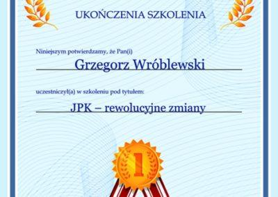 szkolenie JPKV7